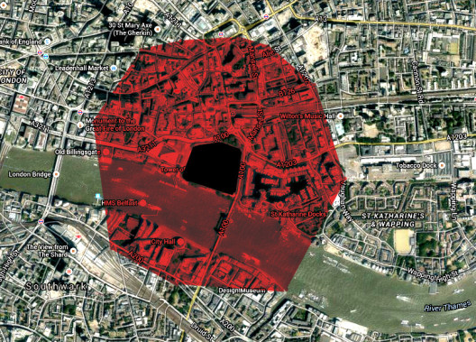 Tower of London poppies to 1918